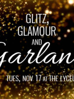 Glitz, Glamour and Garland Gala – Lyceum Space Theatre
