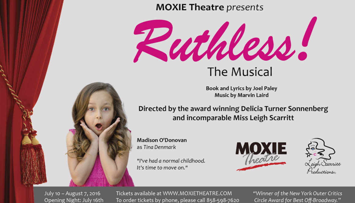 Ruthless! The Musical – MOXIE Theatre